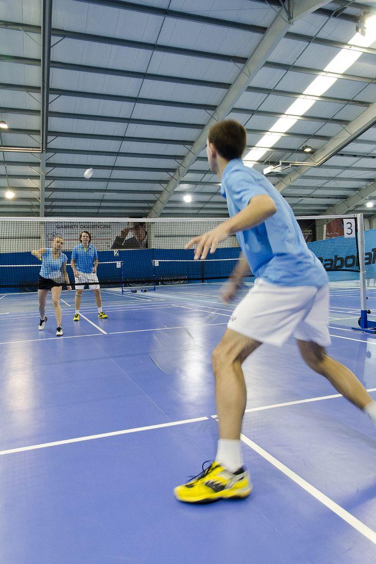 b4aa45d9a66 Badminton - CTA CTA - Centrum Tenisowe Arena